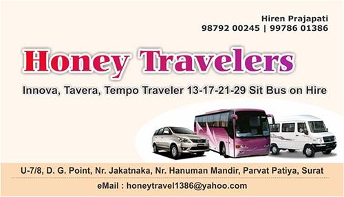 Honey Travelers